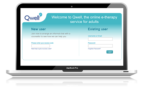 Qwell counselling